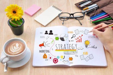 Markedsføringsstrategi